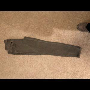 "Genetic denim size 27 ""the Shya"" grey skinny jeans"